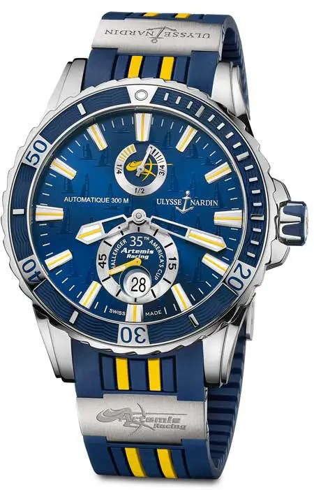 Ulysse-Nardin-Artemis Racing limited Edition