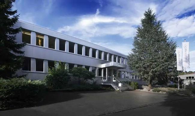 H.Moser&Cie Building