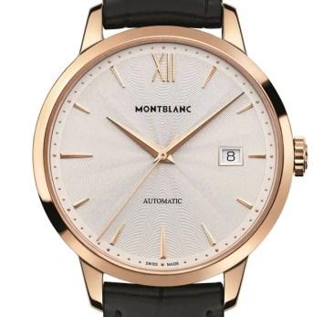 Montblanc Meisterstück Heritage Spirit Date Automatic