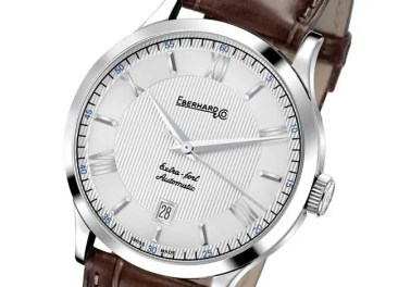 Facelift: Eberhard & Co. Extra-fort Automatic