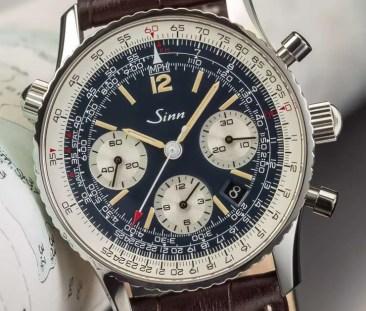 Sinn 903 St B E Navigations-Chronograph