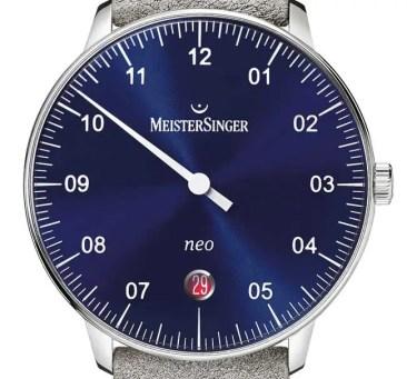 MeisterSinger Neo und Neo Q