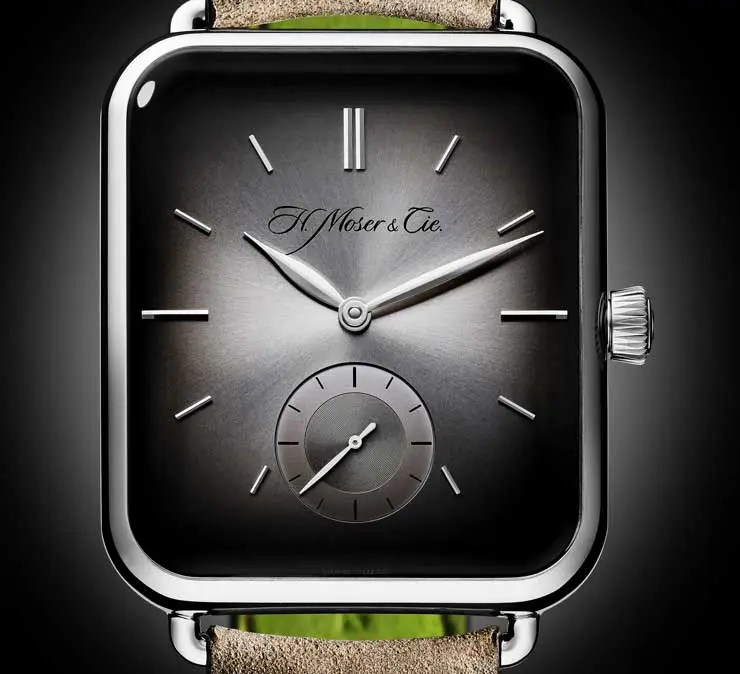 H.Moser & Cie Swiss Alp Watch