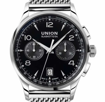 Facelift: Union Glashütte Noramis Chronograph