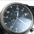 ickler Pilot Chronograph Tricompax