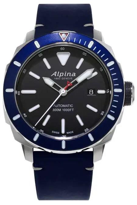 Alpina-Seastrong-Diver Automatic