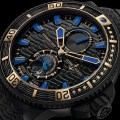 Ulysse-Nardin-Diver-Black Sea limited edition