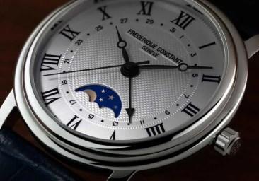 Frédérique-Constant Classics Moonphase Automatic