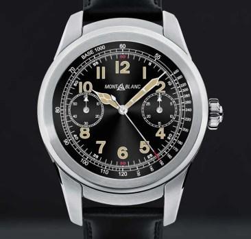 Montblanc präsentiert seine erste Smartwatch: Die Montblanc Summit Collection