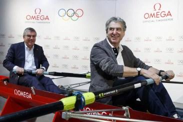 100 Jahre offizieller Zeitnehmer: Omega bis 2032 Partner des IOC