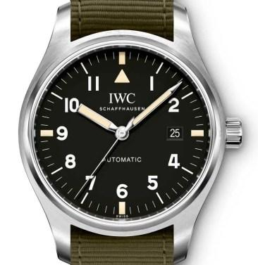 IWC Pilot's Watch Mark XVIII Edition Tribute to Mark XI