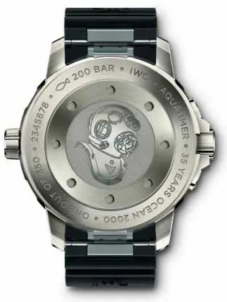 Aquatimer Sonderedition 35 Years Ocean 2000