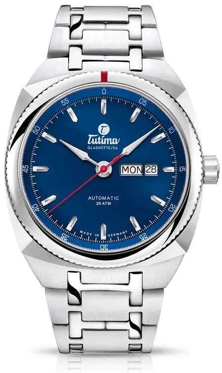 Tutima Saxon One Automatic Royal Blue