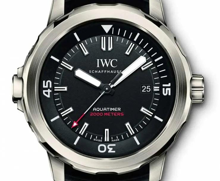 IWC Aquatimer Sonderedition 35 Years Ocean 2000