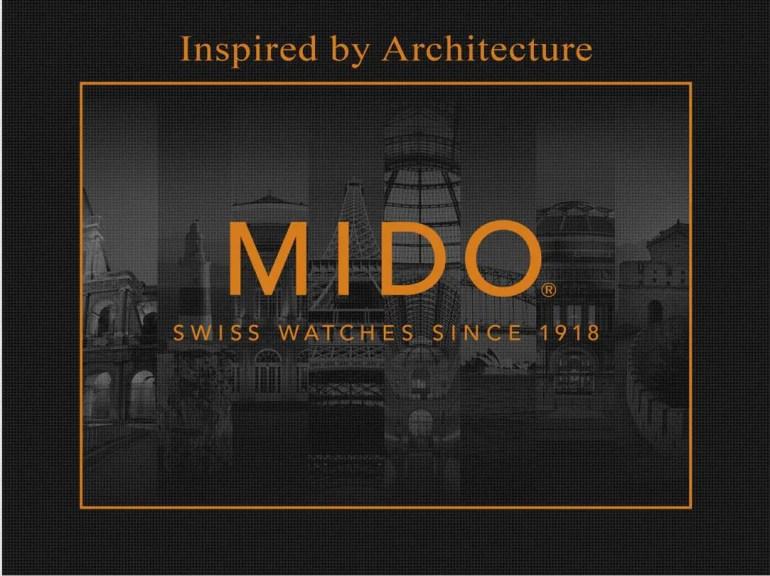 Inspired by Architecture: Was man über die Uhrenmarke Mido wissen sollte