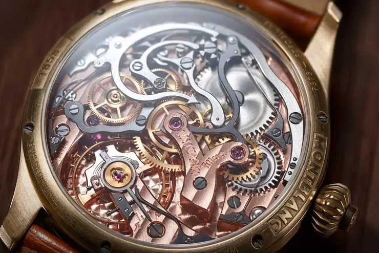Montblanc 1858 Chronograph Tachymeter Limited Editio