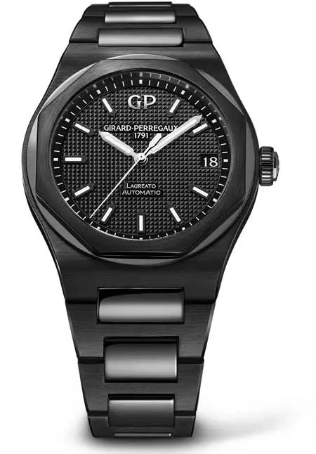 Laureato Ceramic 42 mm