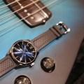 Adam Clayton, U2, plays funky blue