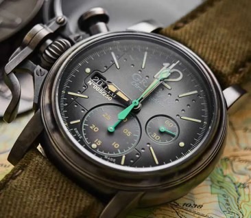 Pre-Aged: Graham Chronofighter Vintage Aircraft Ltd