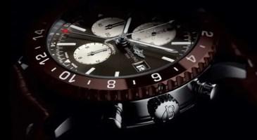 Breitling Chronoliner: neue Farben für den Klassiker