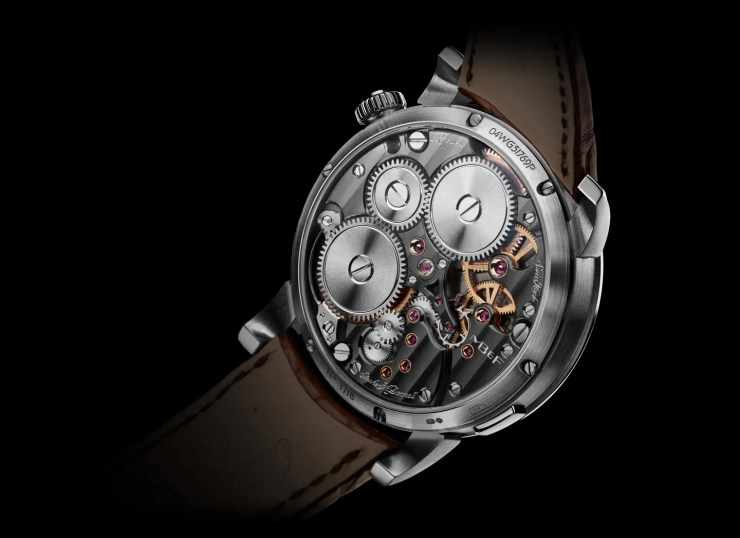 MB&F Legacy Machine Split Escapement_WG_Ruthenium_Back