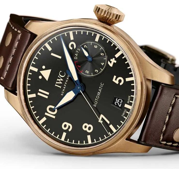 Neue Modelle in der IWC Pilot's-Watches-Kollektion