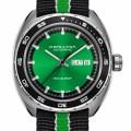 Hamilton Pan Europ Green Edition