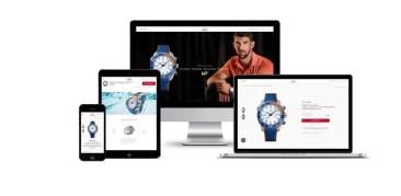 Luxusmarke mit eigener e-commerce-Plattform: Omega Online-Shop
