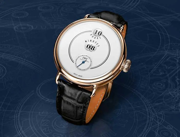 IWC-tribute-to-Pallweber 150 years edition