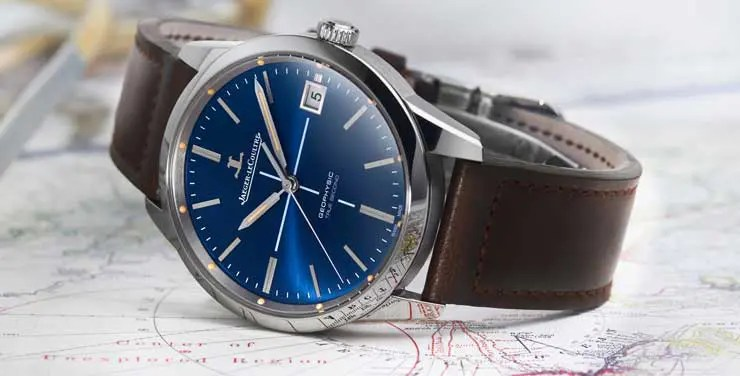 Jaeger-LeCoultre Geophysik True Second Limited Edition