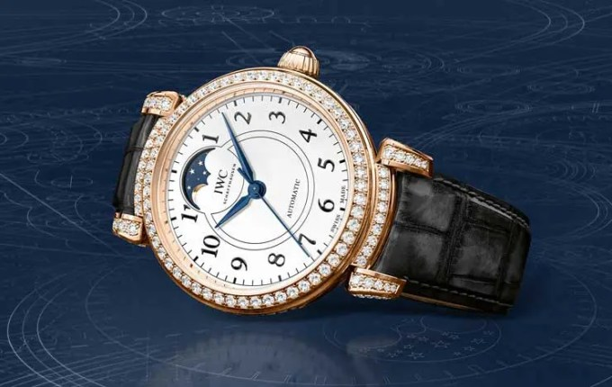 DaVinci Automatic Moon Phase 36 Edition _150 years_ IW459304_Mood