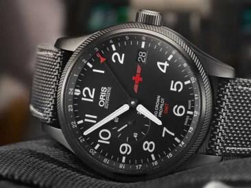 Oris GMT Rega Limited Edition: die Uhr der Luftretter