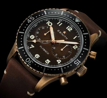 Zenith Pilot Cronometro Tipo CP-2 Flyback: Revival einer Ikone