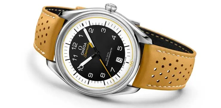Omega Seamaster Olympic Games Collection limited Edition