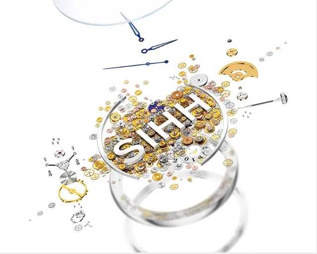 Sie erste Uhrenmesse des Jahres: SIHH 2018 vom 15. bis 19. Januar