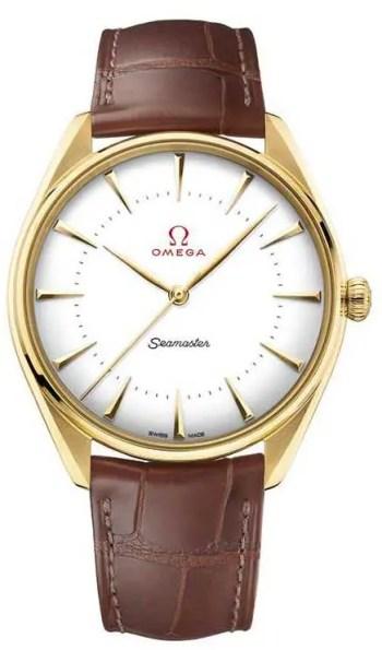 Omega Seamaster Olypic Games Gold Kollektion