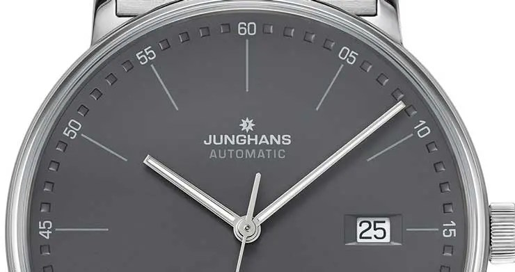 Junghans FORM A Detail