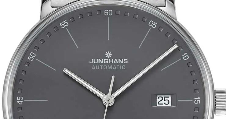 Junghans FORM A Detail