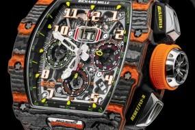 Premiere auf dem Genfer Autosalon: Richard Mille RM 11-03 McLaren