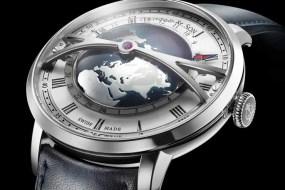 Arnold & Son Globetrotter: neue Perspektiven für Weltenbummler