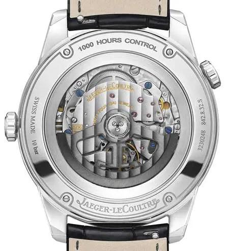 Jaeger-LeCoultre: Polaris Geographic WT