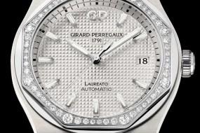 Girard-Perregaux Laureato 38 mm White Ceramik