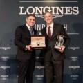 1. Longines Lindbergh Award geht an Erik Lindbergh, Enkel der Fliegerlegend