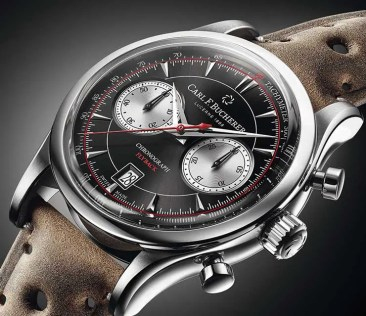 Carl F. Bucherer Manero Flyback-Chronograph im Retro-Look