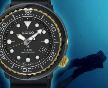 Zur Rettung der Weltmeere: Seiko Prospex unterstützt Fabien Cousteau