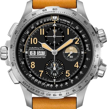 Hamilton Khaki X-Wind Auto Chrono Limited Edition