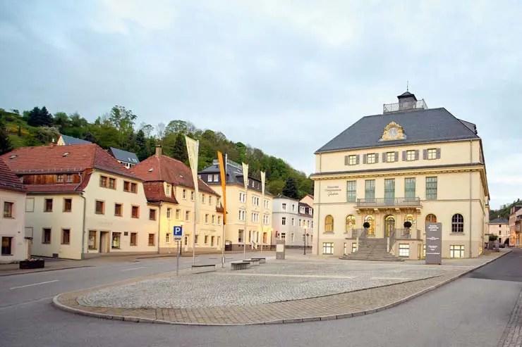 Das Deutsche Uhrenmuseum Glashütte