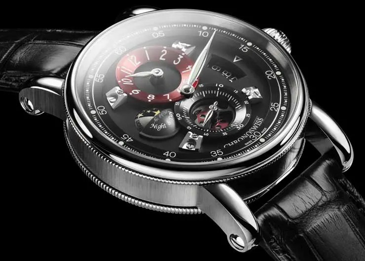 Chronoswiss Flying Regulator Night and Day limited Edition