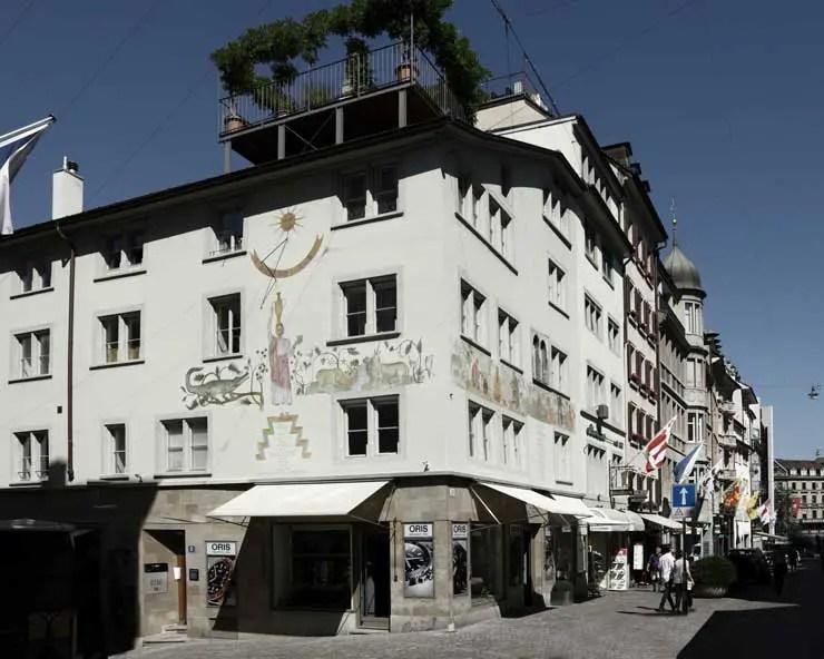Oris Boutique Zürich