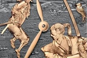 Tribut an die japanische Schwertkunst: Ulysse Nardin Classic Samourai